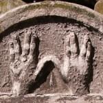 Cohen Hands Brady Street Jewiish Cemetery