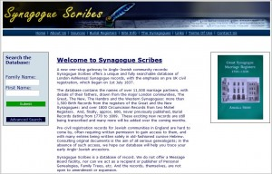 Announcing our new sister site SynagogueScribes