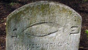 Tombstone symbols – Fish