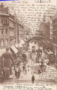 London - Cheapside