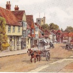 Cranbrook, Kent - HighStreet