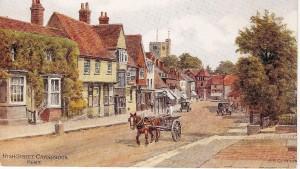 Cranbrook, Kent - HighStreet