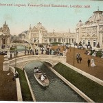 Fine Art Palace &amp; Lagoon Franco British Exhib 1908