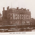 Harwich - G.E.R Hotel &amp; Quay