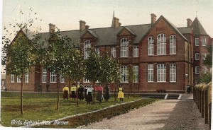 London - New Barnet Girls School