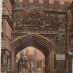 Salisbury - High Street &amp; Gate