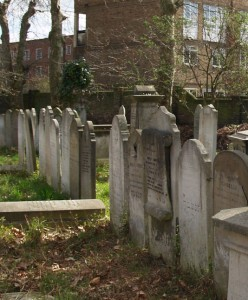 Balls Pond Road Jewish Cemetery, London now complete!