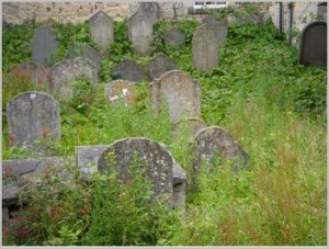 Bath Jewish Burial Ground &#8211; Restoration
