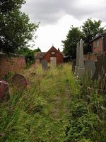 Wolverhampton Old Jewish Burial Ground (Cockshutts Lane)