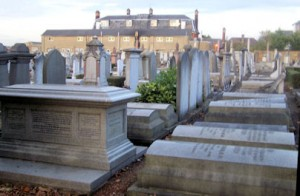 Willesden Jewish Cemetery – additions to CemeteryScribes