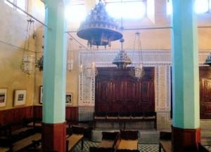 Aben (or Ibn) Danan Synagogue 4