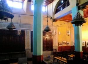 Aben (or Ibn) Danan Synagogue 5