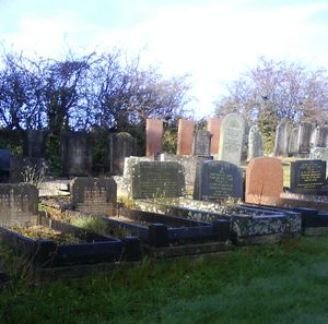 Brynmawr Jewish Cemetery