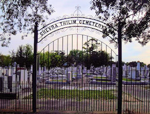 Jewish Cemeteries in New Orleans