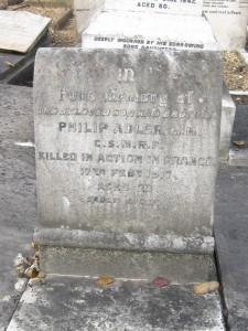 Adler P 1 @410 MM 17-02-1917