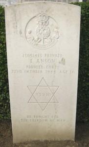 Anson I @410 WW2 22-10-1944