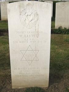Barnett W @410 WW2 09-03-1944