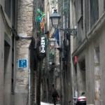 Old Jewish Quarter.Barcelona.