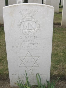 Davies G @410 WW2 11-05-1943