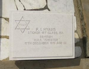 Hyams PI 2 @410 17-12-1919
