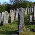 Merthyr Tydfil Jewish cemetry, Cefn On.