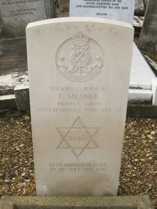 Mesner E 1 @410 WW2 29-12-1940
