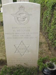 Metzger H @410 WW2 10-02-1945