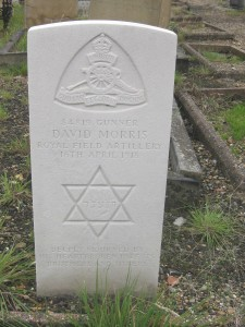 Morris D @409 16-04-1918