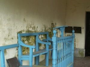 Inside Prayer House.