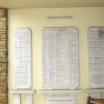 Rolls Of Honour From Egerton Road Synagogue @432