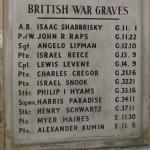 War Graves Memorial 1 @410