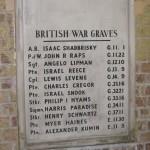 War Graves Memorial  2 @410