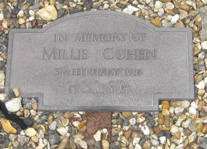 tn_Cohen M 1 @408 WW1 Civilian Casualty 28-01-1918