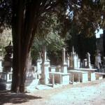 Pisa Jewish Cemetery. opened 1674.