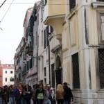 Ghetto street.