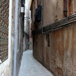 Alleyway, Ghetto.