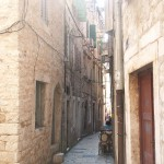 Jewish Ghetto, Split.