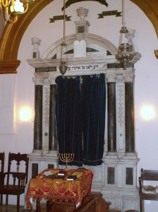 Synagogue.