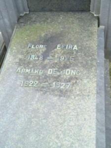 Flore Efira & Armand de Jong