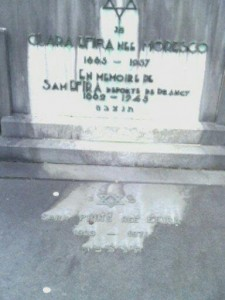 Clara Efira nee Moresco