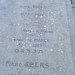 Ebers Jacob, de Marck Jeanne, Ebers Marc