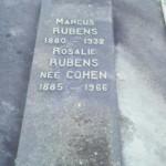 Rosalie Rubens nee Cohen