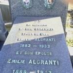 Emelie Eskenazi nee Algranti, Elie Eskenazi
