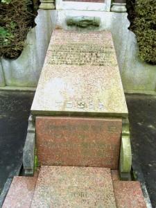 Muresco Family memorial