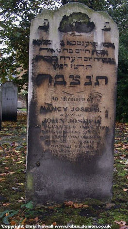 Joseph, Nancy (married name)