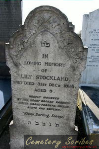 Stockland, Lily 1928