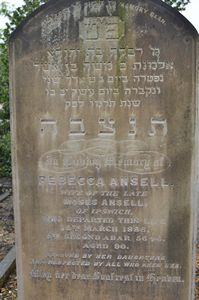Ansell, Rebecca (married name)