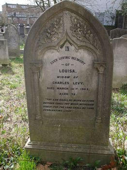 Levy, Louisa (Married name)