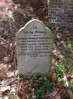 Leverson, George Ernest