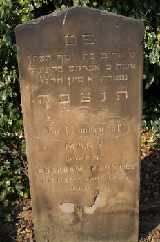 Blumel, Mary (married name)
